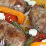 Домашние колбаски с овощами – пошаговый рецепт с фото