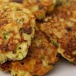 Кабачковые оладьи с сыром фета – пошаговый рецепт с фото