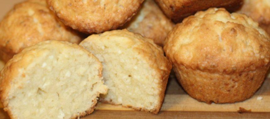 Творожные кексы в силиконовых формочках – пошаговый рецепт с фото