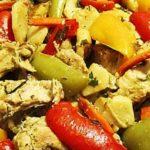 Кролик по-мальтийски – пошаговый рецепт с фото