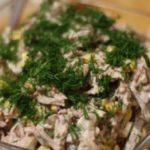 Салат «Праздничный» – пошаговый рецепт с фото