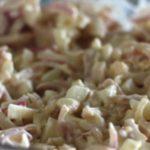 Салат из кальмаров – пошаговый рецепт с фото