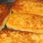 Картофельные палочки с сыром – пошаговый рецепт с фото