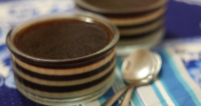 Молочно-кофейное желе – пошаговый рецепт с фото