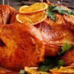 Курица с апельсинами запеченная в духовке – пошаговый рецепт