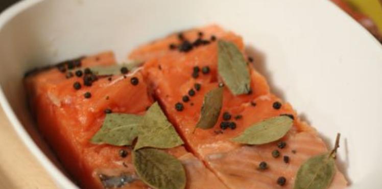 Посол рыбы в домашних условиях – пошаговый рецепт с фото
