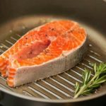 Лосось запеченный в духовке – пошаговый рецепт