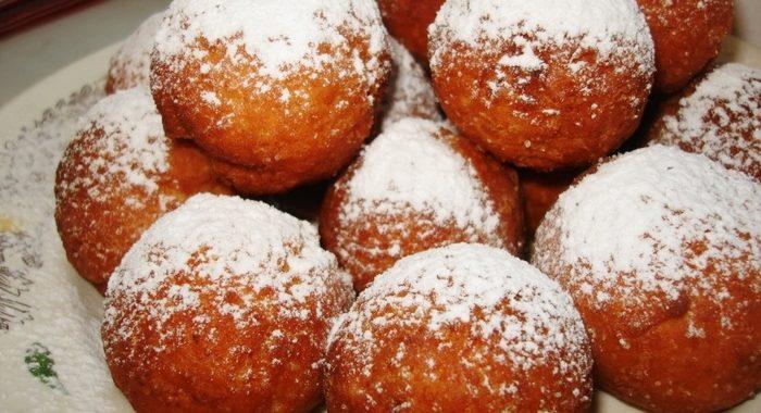Московские пончики – пошаговый рецепт с фото