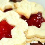 Песочное печенье с джемом – пошаговый рецепт