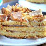 Сметанный торт в домашних условиях - пошаговый рецепт с фото