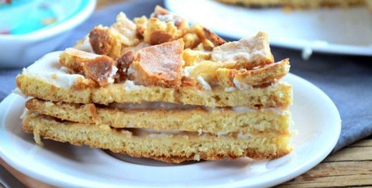Сметанный торт в домашних условиях – пошаговый рецепт с фото