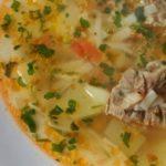 Картофельный суп с вермишелью и мясом – пошаговый рецепт