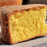 Бисквит для торта – пошаговый рецепт